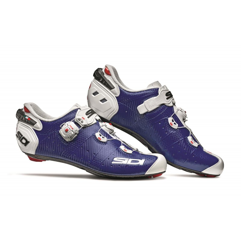 Sidi Wire 2 Carbon Blue White