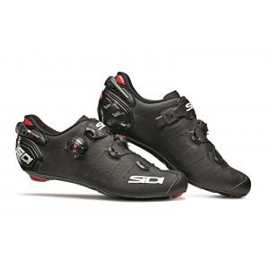 Buty rowerowe Sidi Wire 2 Carbon Black Matt + Ebon 140
