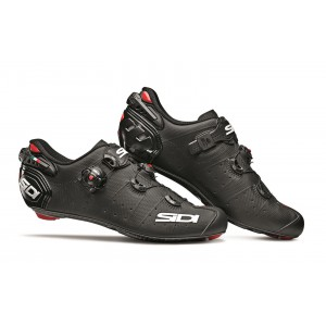 Sidi Wire 2 Carbon Black Matt