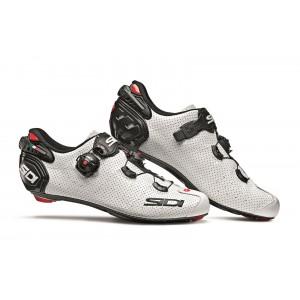 Buty rowerowe Sidi Wire 2 Carbon Air White Black + Ebon 140