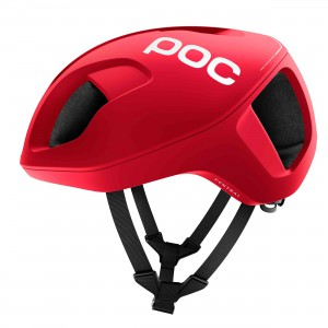 Kask rowerowy POC Ventral Spin Prismane Red