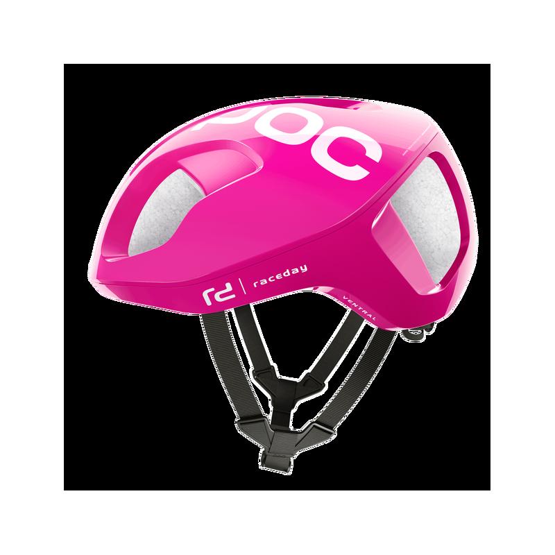 POC Ventral Spin Fluorescent Pink