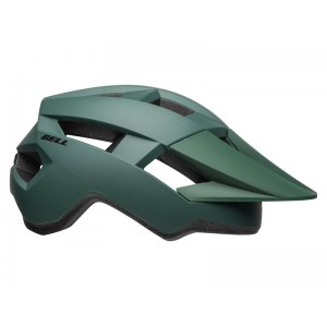 Bell Spark Mips Matte Dark Green Black