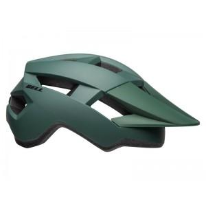 Kask rowerowy Bell Spark Mips Matte Dark Green Black