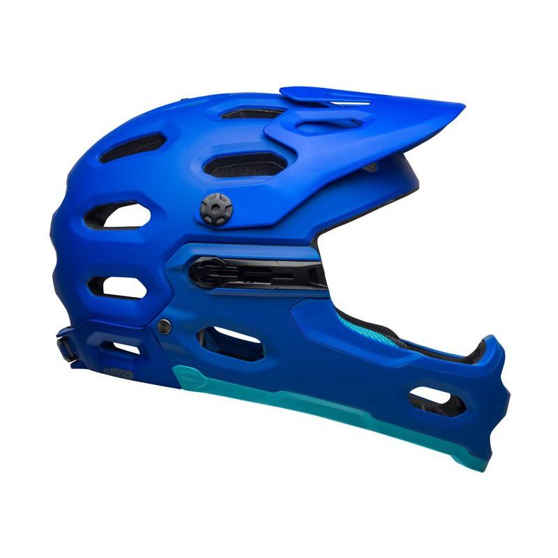 Bell Super 3R Mips Matte Blues