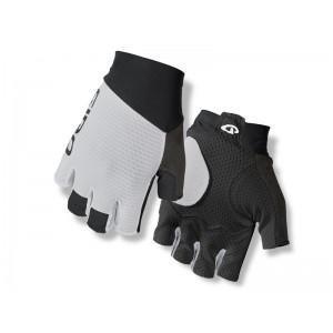Rękawiczki rowerowe Giro Zero CS White