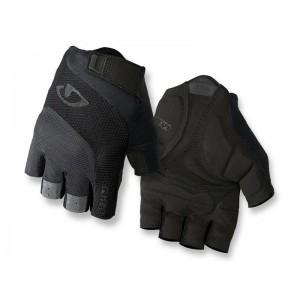 Rękawiczki rowerowe Giro Bravo Gel Black