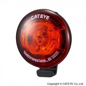 Lampka tylna Cateye SL-WA10 Wearable Mini