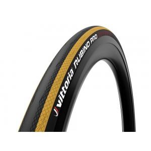 Vittoria Rubino Pro G2.0 700x25C Black-Yellow