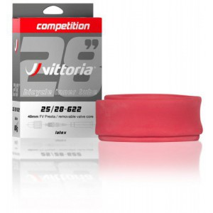 Dętka Vittoria Latex 700 x 30/32c Presta 48mm RVC
