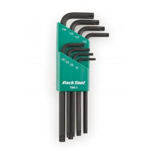 Park Tool TWS-1 Torx T9/ 10/ 15/ 20/ 25/ 27/ 30/ 40