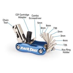 Klucze podręczne Park Tool MT-40 zestaw 12 kluczy