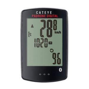 Licznik rowerowy Cateye Padrone Digital CC-PA400B czarny