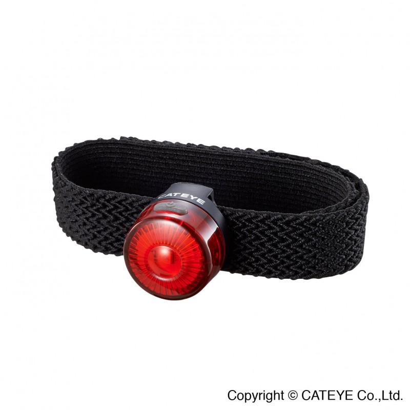 Cateye SL-LD140BA-R LOOP 2 BAND