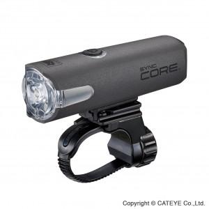 Lampa przednia Cateye Sync Core HL-NW100RC