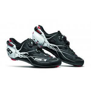Sidi Shot Black White