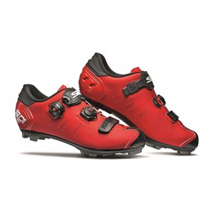 Sidi MTB Dragon 5 SRS Matt Red