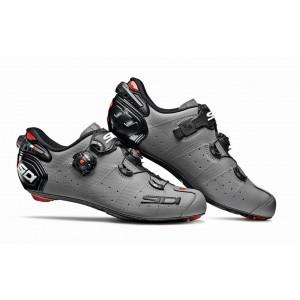 Buty rowerowe Sidi Wire 2 Carbon Grey Matt + Ebon 140