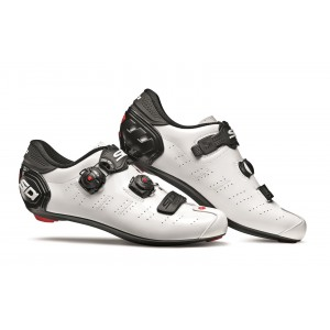 Sidi Ergo 5 Carbon Composite Mega White Black