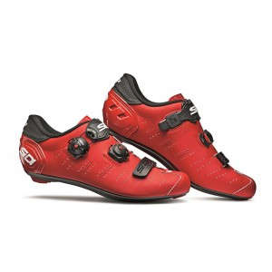Sidi Ergo 5 Carbon Composite Red Mat