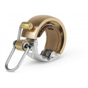 Dzwonek Knog OI Bell Luxe duży złoty