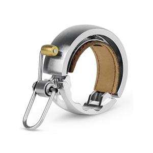 Dzwonek Knog OI Bell Luxe duży srebrny