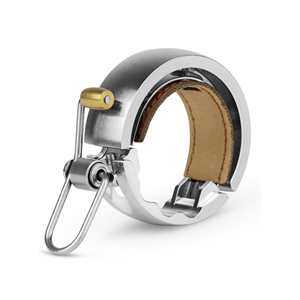 Knog OI Bell Luxe Large Silver