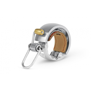 Knog OI Bell Luxe Small Silver