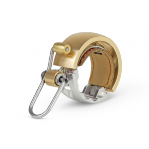 Knog OI Bell Luxe Small Brass