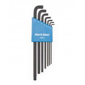 Klucze Park Tool HXS-3 imbus 1.5,2,2.5,3,4,5,6 mm