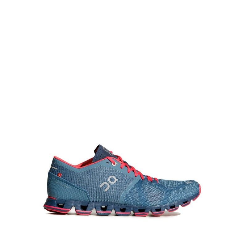 Buty On Running Cloud X Lake / Coral