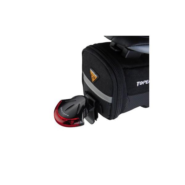 Topeak RedLite II Black - lampka tylna