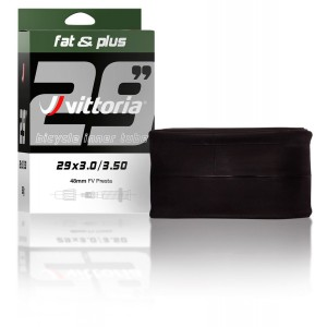 Dętka Vittoria FAT& PLUS MTB 275 x 3.0/3.5 Schrader 48 mm