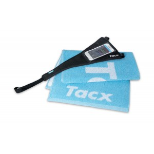 Tacx Sweat cover for smartphones and towel
