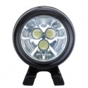 Topeak WhiteLite II Black - lampa przednia