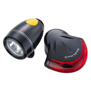 Topeak Highlite Combo II Black
