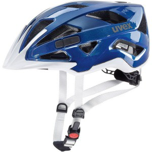 Kask rowerowy Uvex Active Blue White