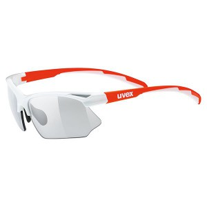 Uvex Sportstyle 802 Vario White Orange