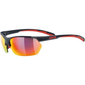 Okulary Uvex Sportstyle 114 Grey Red
