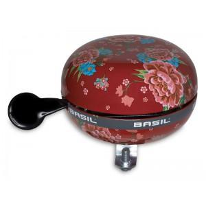 Basil Big Bell Bloom 80 mm Scarlet Red