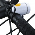 Topeak HighLite Combo II White - zestaw oświetlenia