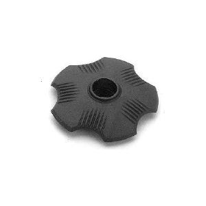 Talerzyki LEKI Alpine 75 mm czarne