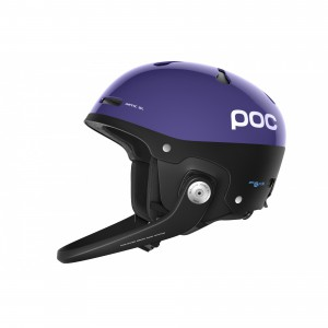 POC Artic SL Spin Dark Kyanite Blue