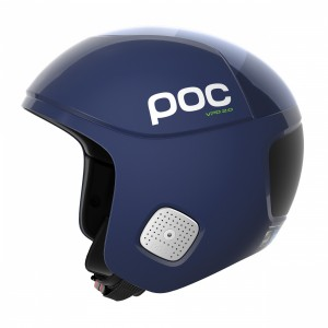 POC Skull Orbic Comp Spin Lead Blue
