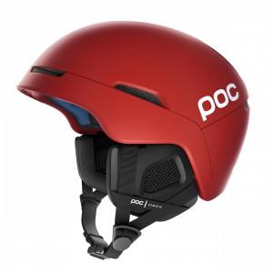 POC Obex Spin Prismane Red