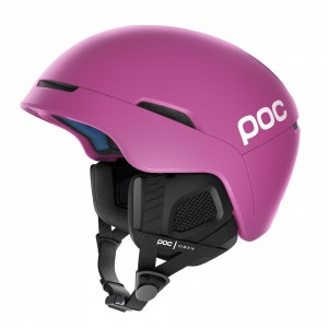 POC Obex Spin Actinium Pink