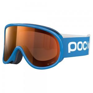 Gogle POC POCito Retina Fluorescent Blue