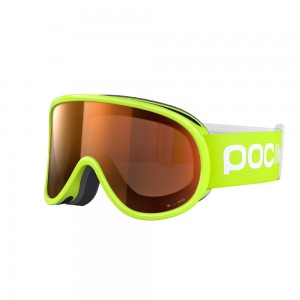 Gogle POC POCito Retina Fluorescent Yellow/Green