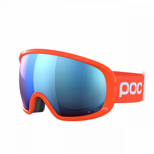 Gogle POC Fovea Clarity Comp Fluorescent Orange / Spektris Blue