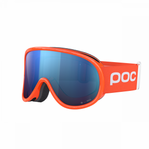 Gogle POC Retina Clarity Comp Fluorescent Orange / Spektris Blue